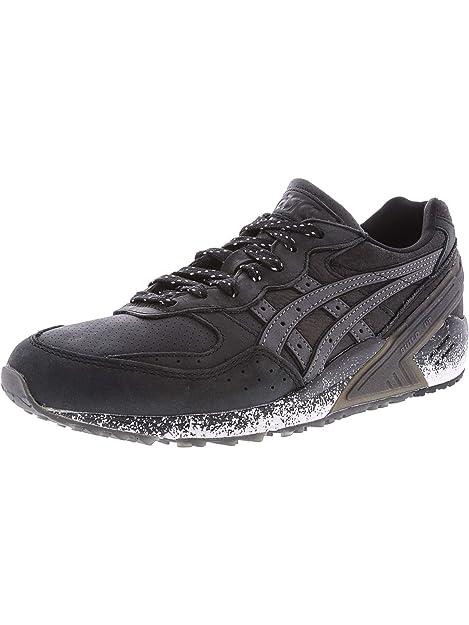 Asics Gel-Sight Hombre US 6 Negro Zapatillas: Amazon.es: Zapatos y complementos