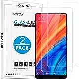 OMOTON [2 Pezzi] Xiaomi Mi Mix 2/2S Pellicola Protettiva in Vetro Temperato - Durezza 9H - Anti-graffi - 99% di Trasparenza e Sensibilità