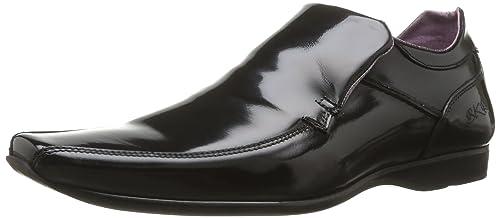 BKR Akira, Mocasines para Hombre, Negro-Noir (Florantic Black), 44 EU: Amazon.es: Zapatos y complementos