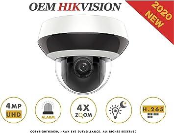 HIKVISION Q1 HD Pan Tilt Wireless IP Camera