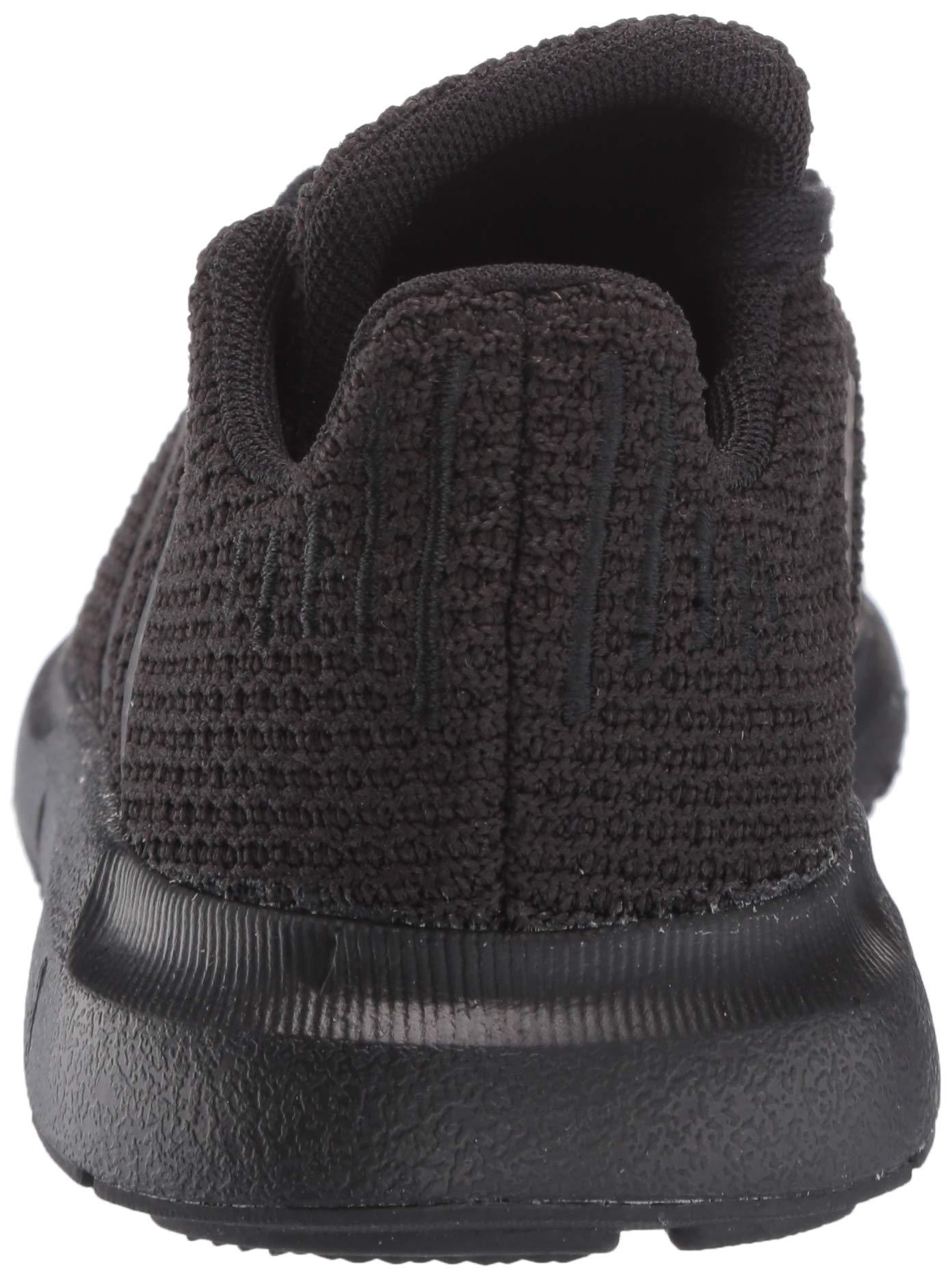 adidas Originals Baby Swift Running Shoe, Black, 5K M US Toddler by adidas Originals (Image #2)