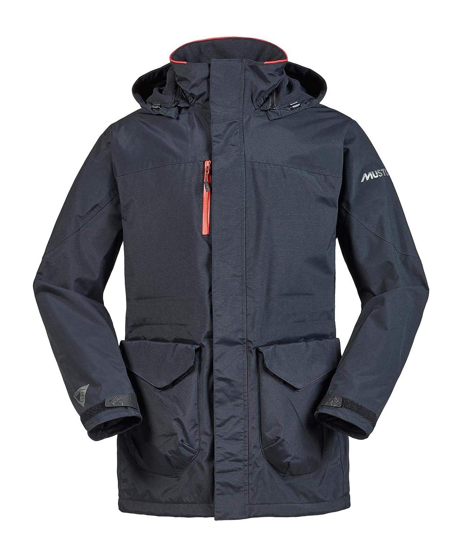 123t Musto Corsica BR1 Long Jacket Blank Plain MU045