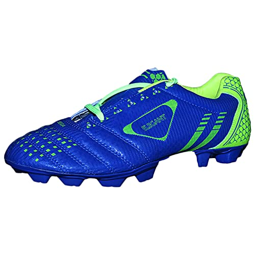 022a47a94646 Sega Men s Leather Multicolour Football Shoes (7 UK)  Buy Online at Low  Prices in India - Amazon.in