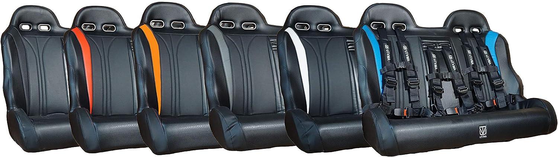 Amazon Com Rzr 4 1000 900 2015 2016 Rear Bench Seat Automotive
