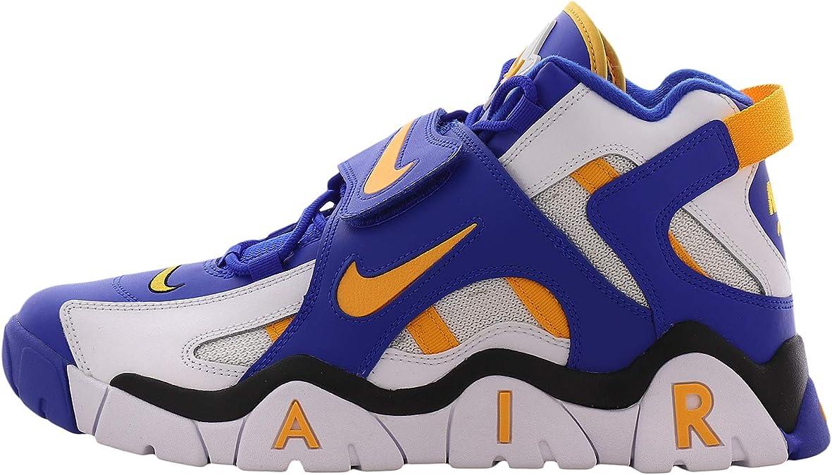Nike Air Barrage Mid, Zapatillas de Baloncesto para Hombre ...