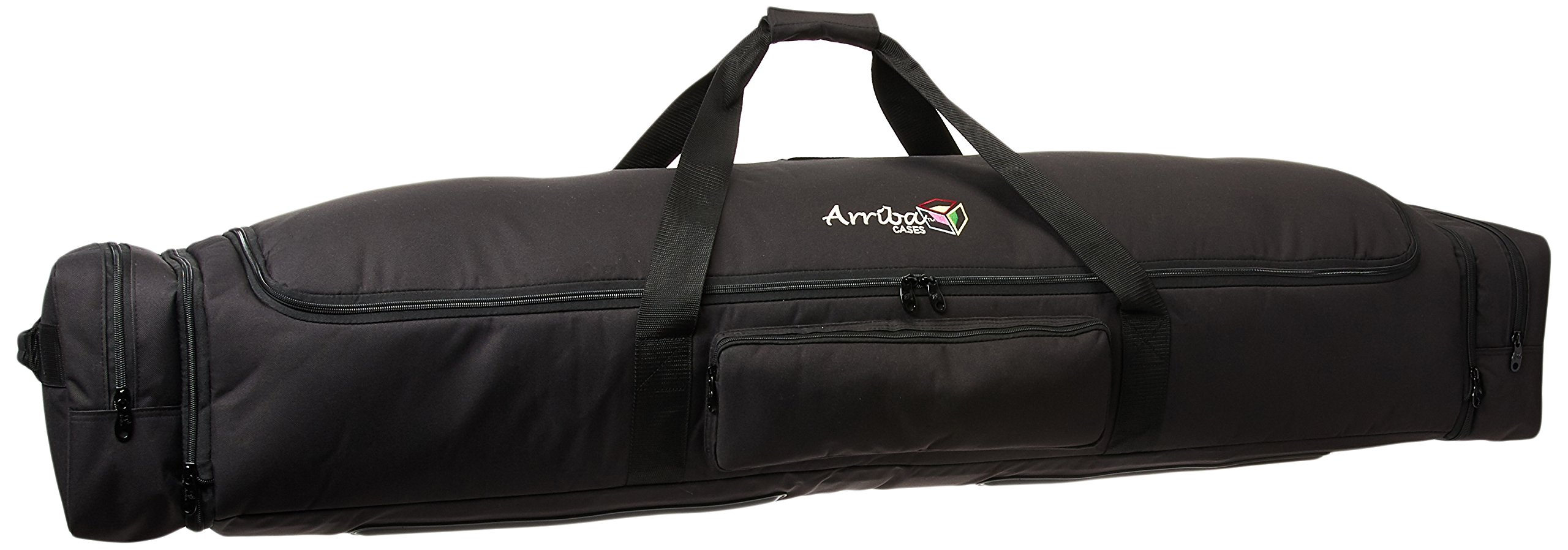 Arriba Cases Ac-150 Padded Gear Transport Bag Dimensions 54X13.25X9 Inches