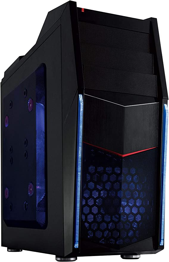 Alexander Weise Caja ATX AW F35 Deluxe Edition Gaming USB 3.0: Amazon.es: Electrónica