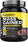 Nutracology Mass Gainer High Protein Weight Gainer (1kg, Chocolate Flavour)