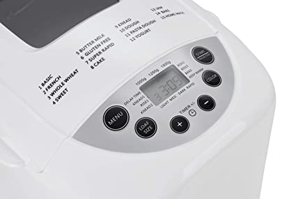 Adler AD 6019 - Panificadora, máquina para hacer pan: Amazon ...