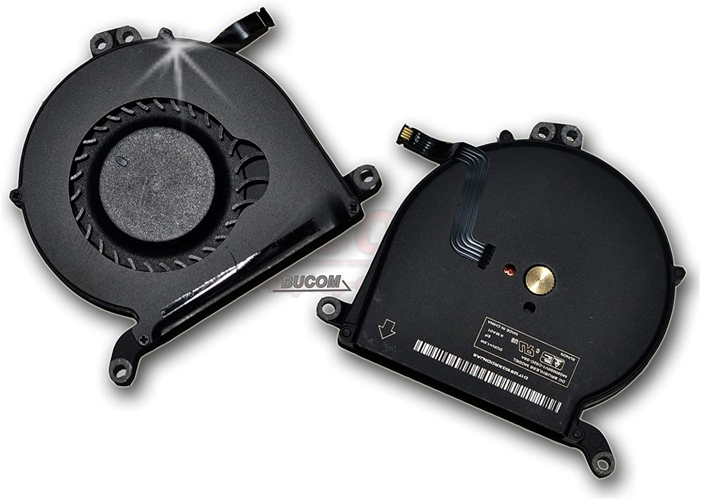 'Ventilador para Apple MacBook Air 13A1369A1466CPU Cooler 3pin