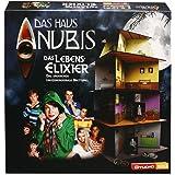 "Studio 100 - MEHADE000070 Das Haus Anubis : Brettspiel ""Das Lebenselixir"""
