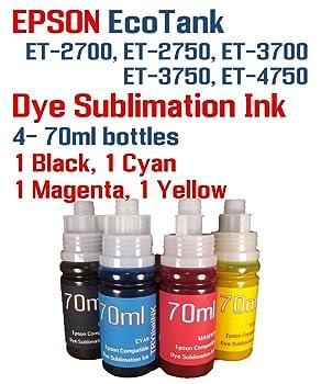 EPSON EcoTank Dye Sublimation Ink