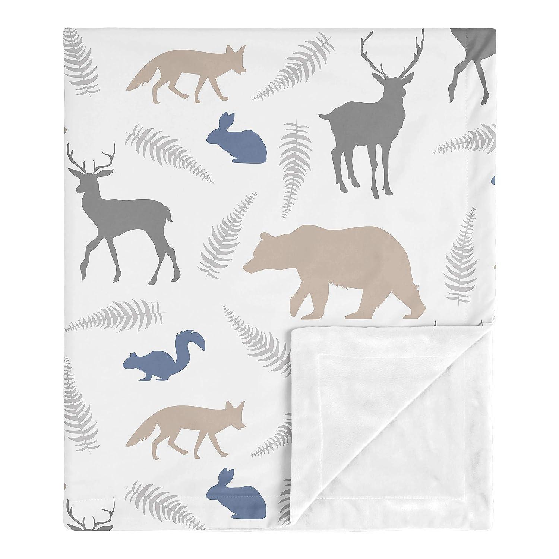 Flannel Blanket Swirls Swaddle Blanket