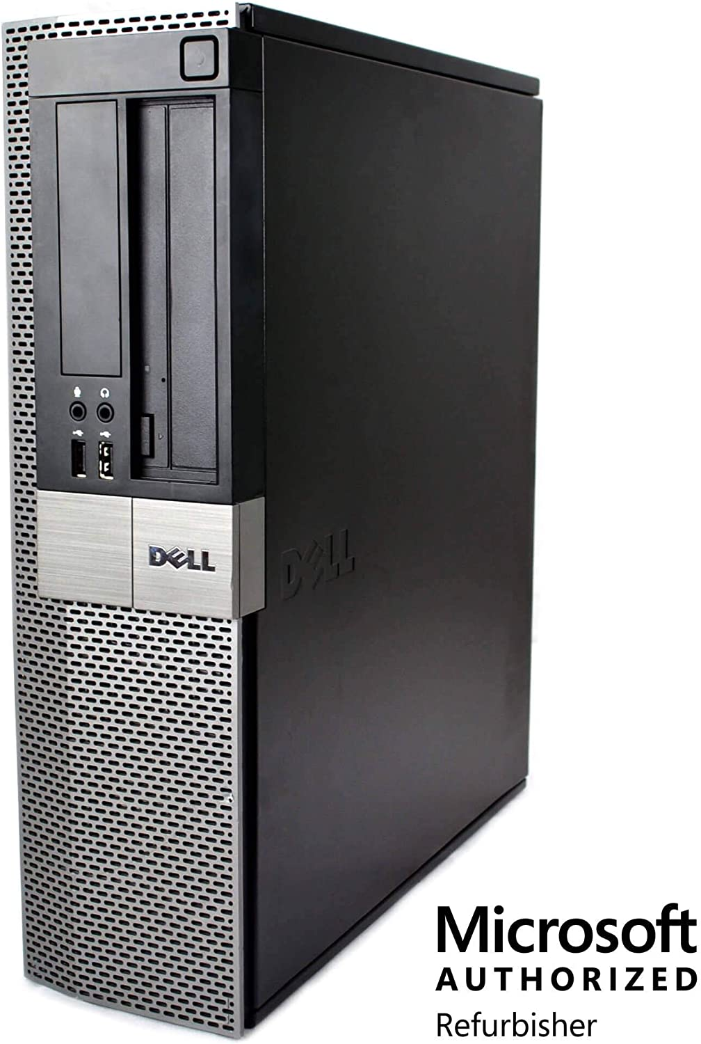 Dell Optiplex 980 Custom PC, Intel Core i5 3.2 GHz, DVD, Windows 10 Renewed