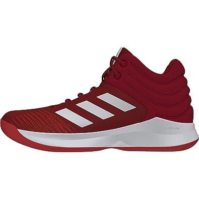 0204d4259bf42 Amazon.com | adidas Men Shoes Basketball Pro Spark 2018 Cloudfoam 3 ...