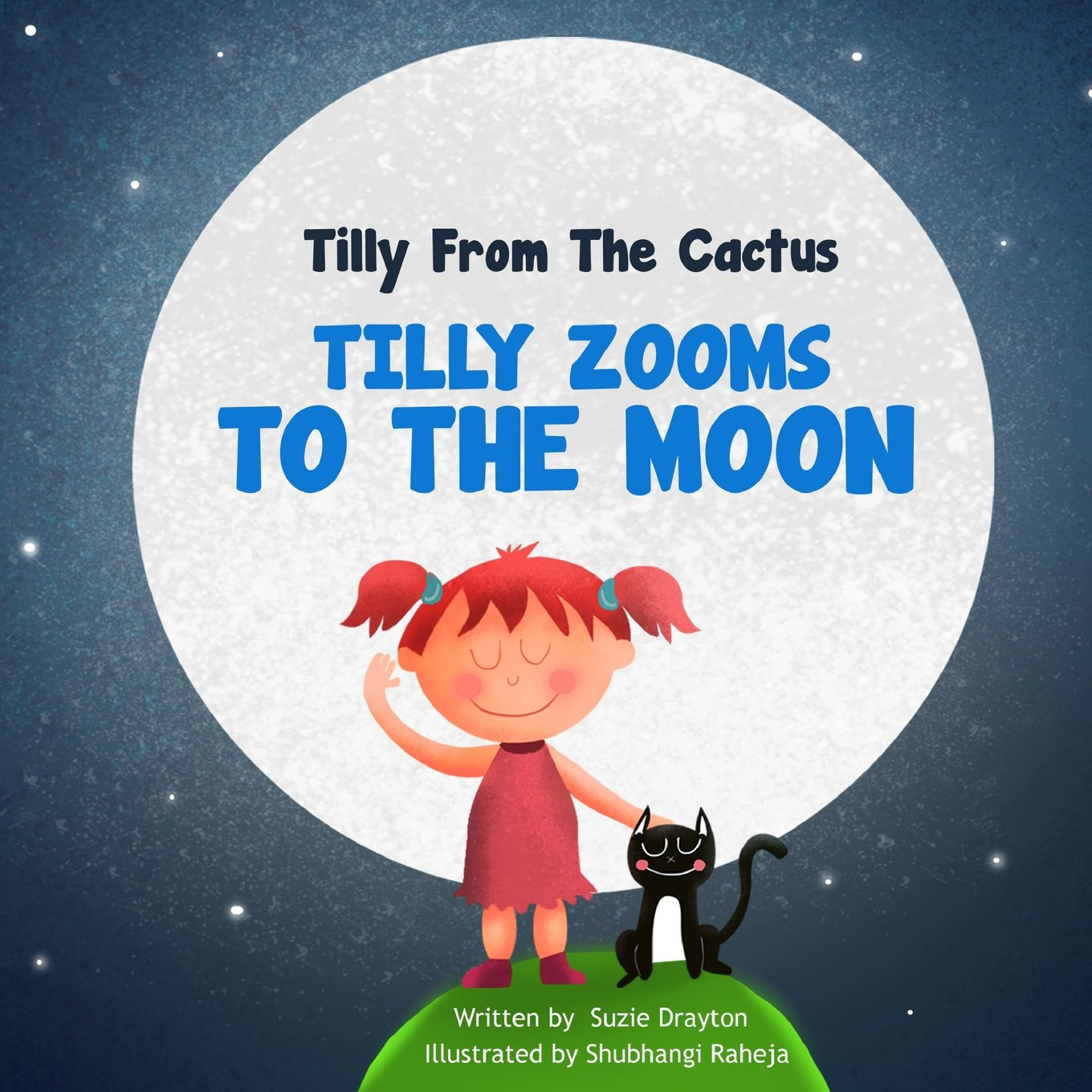 Tilly Zooms to the Moon ebook