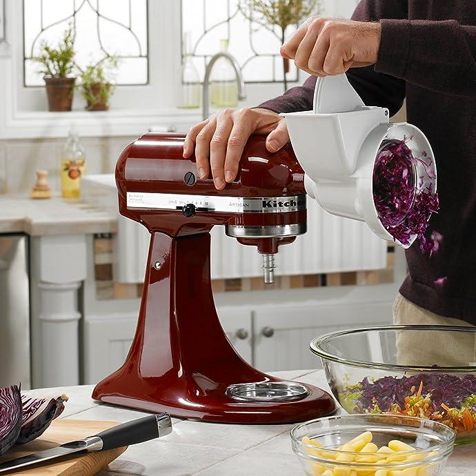 销量第一 kitchenaid KSM150P 家用厨师机 揉面机 6.5折$279.99 海淘转运到手约¥2767 中亚Prime会员免运费直邮到手约¥2188 天猫¥3799