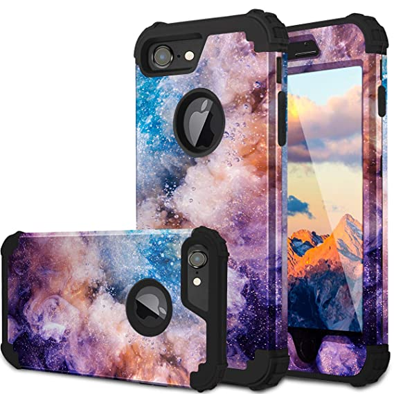 iphone 8 case 3 in 1