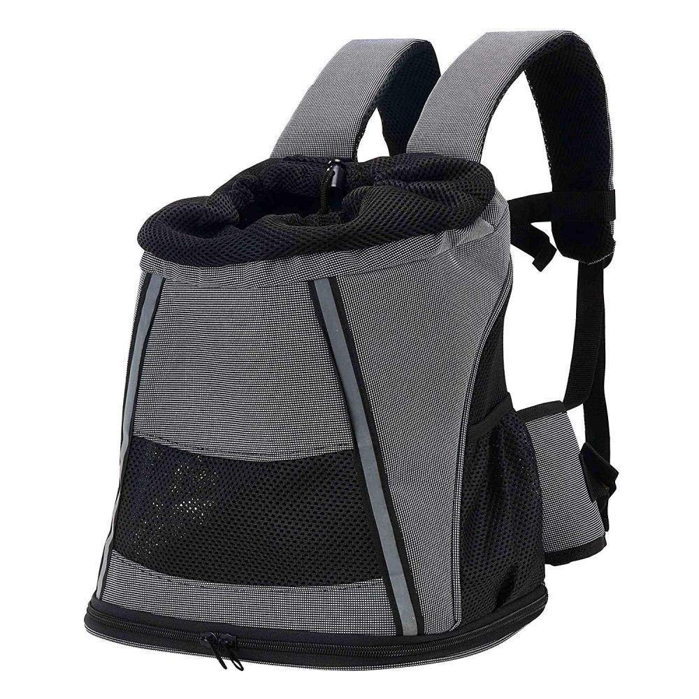 Generic  Backpack Mes Mesh Top ckpack Mesh T Opening Pet Opening and Back Carrier Front and Back C Dog Carrier Backpack Front Cats Front