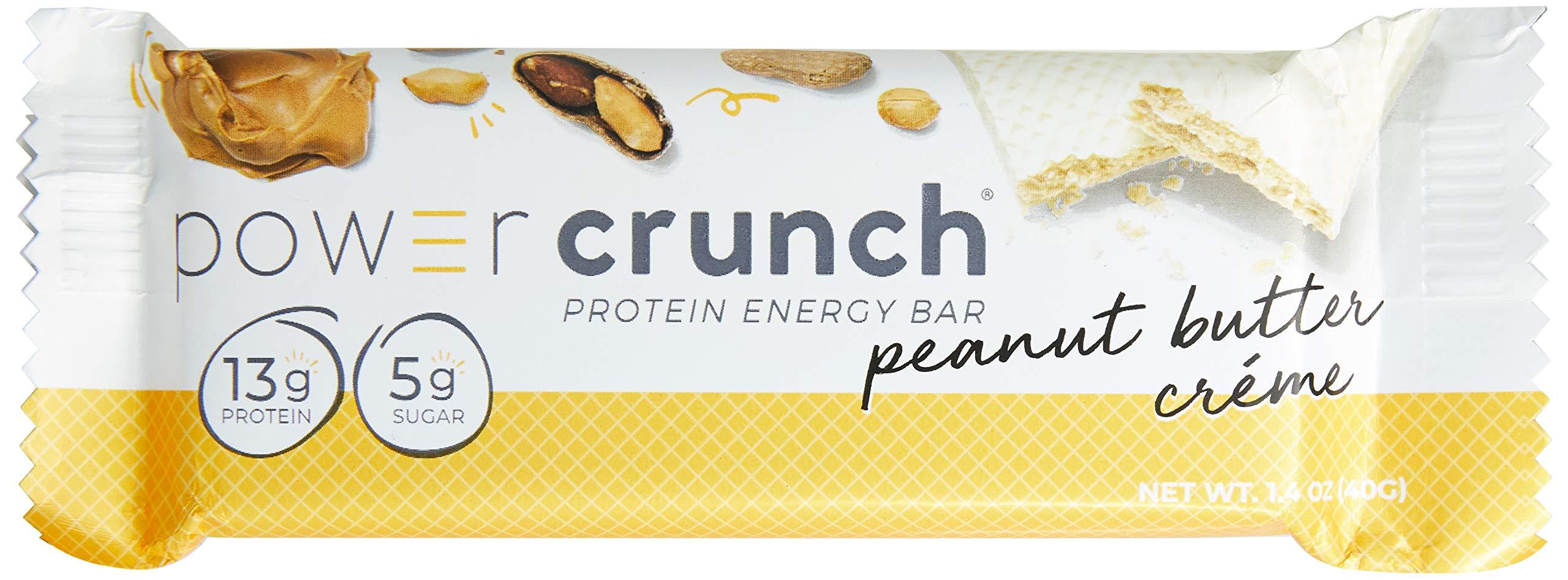 Power Crunch Bar, Peanut Butter Cream, 1.4 Ounce by Power Crunch