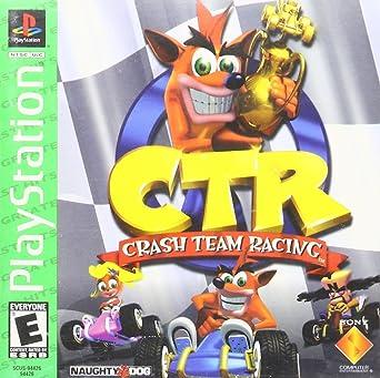Amazon com: CTR: Crash Team Racing: Unknown: Video Games