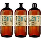 Naissance Aceite de Ricino 3 x 1 Litro - Puro, natural, vegano, sin