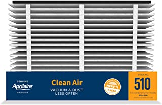 product image for Aprilaire - 510 A1 510 Replacement Air Filter for Whole Home Air Purifiers, Clean Air Dust Filter, MERV 11 (Pack of 1)