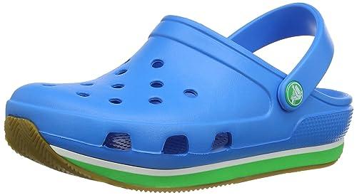 e9f4212b232bf Crocs Crocs Retro Clog Unisex Slip on M9W11: Buy Online at Low Prices in  India - Amazon.in