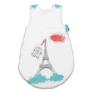 Tour Eiffel Pati'Chou Gigoteuse bébé sans remplissage 0.5 tog