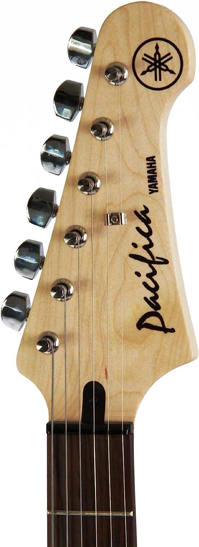 Yamaha Pacifica 012 Guitarra Eléctrica 4/4 de madera, 64.77 cm ...