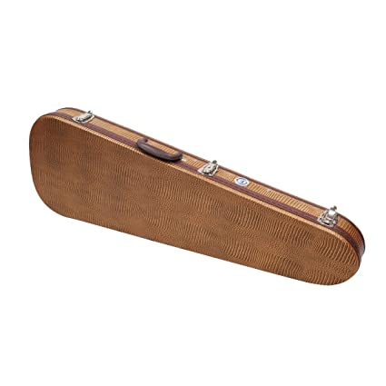 578b7f6624 Amazon.com: Allen Eden Teardrop Hard Shell Electric Guitar Case for Strat / Tele  Guitars: Musical Instruments