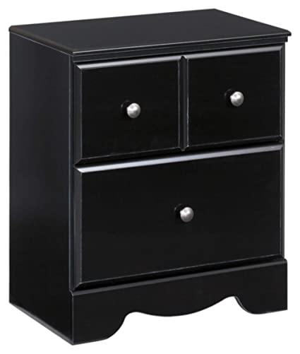 Amazon.com  Ashley Furniture Signature Design - Shay Nightstand - 2 ... 4a2677f33