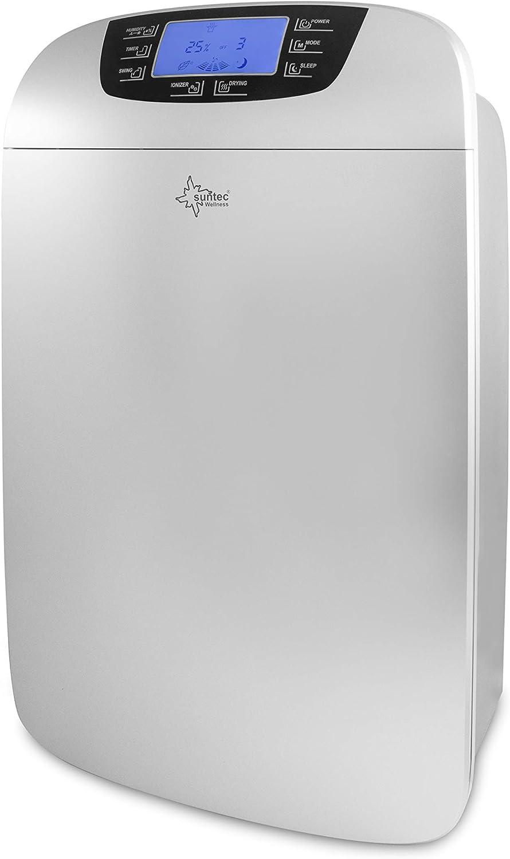 Suntec Wellness DryFix 3500 Deshumidificador, 530 W, 6 litros ...
