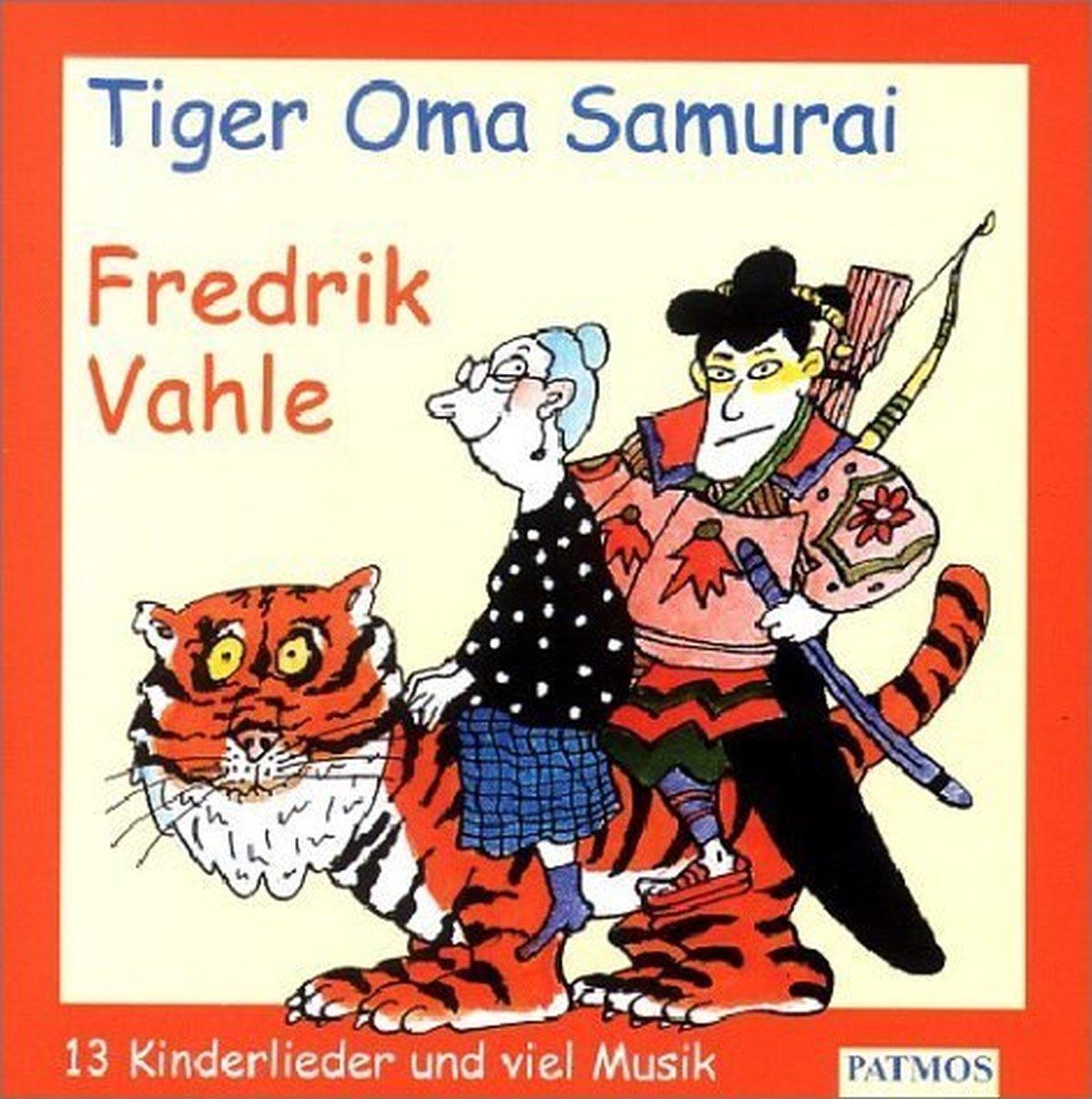 Tiger Oma Samurai. CD: Lieder aus dem ganzen Leben
