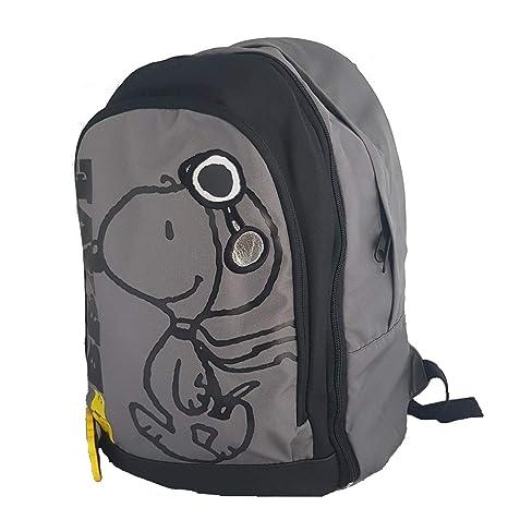 Snoopy - Mochila infantil Gris gris
