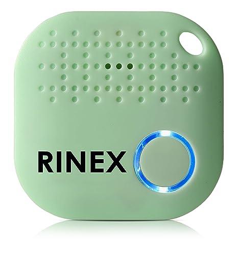 Buscador de clave bluetooth anti-lost dispositivo. Dispositivo de seguimiento. Etiqueta. Key Finder con App. Verde ...