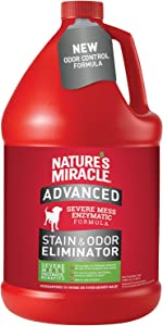 Nature's Miracle Advanced Stain and Odor Eliminator,128oz