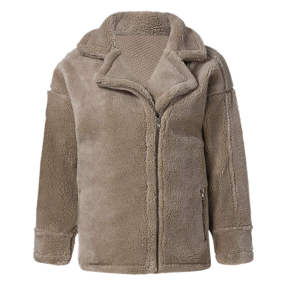Homeparty OUTERWEAR レディース Small カーキ B07KF14D2Q