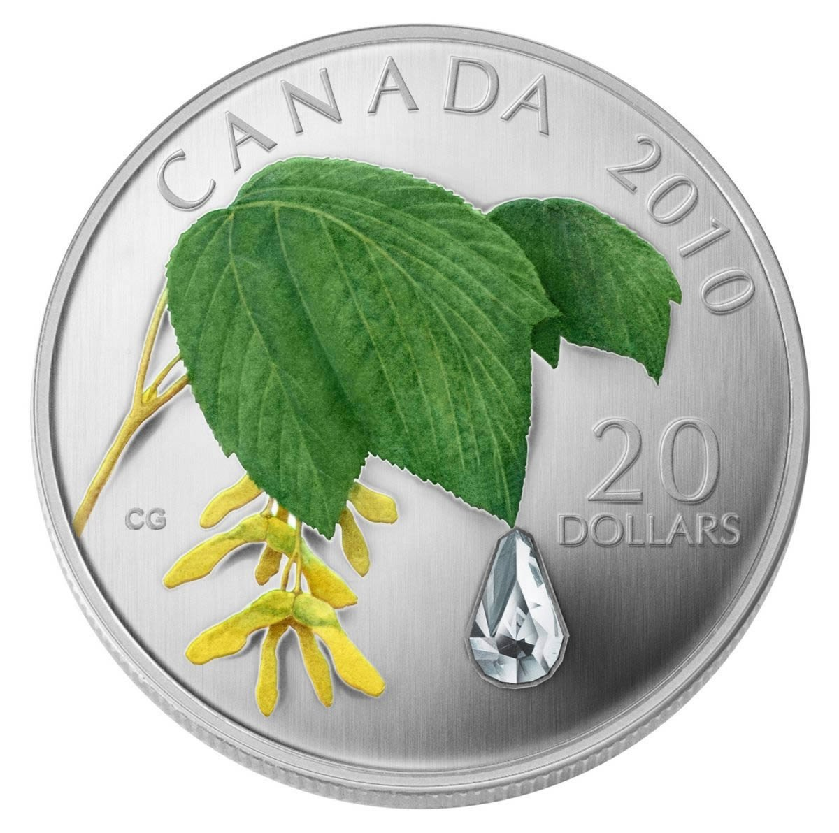 Canada 2011 $20 Fine Silver Commemorative Maple Leaf Coin $20 for $20 SCARCE