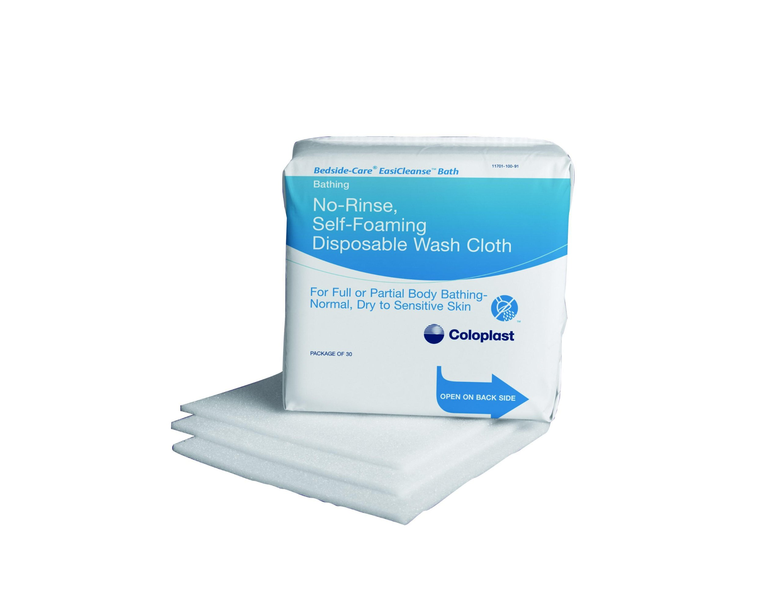 Easicleanse Skin Cloth Box of 30