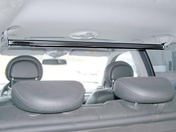 Auto Kleiderstange 90 155cm Verchromt Und Sehr Stabil Teleskopierbar Auto