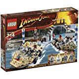 Lego Indiana Jones 7197 - Verfolgungsjagd in Venedig