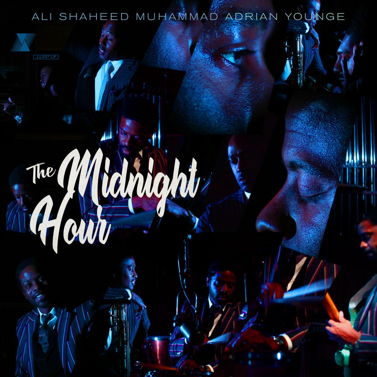 Vinilo : Younge, Adrian / Muhammad, Ali Shaheed - The Midnight Hour (2 Pack, 2PC)