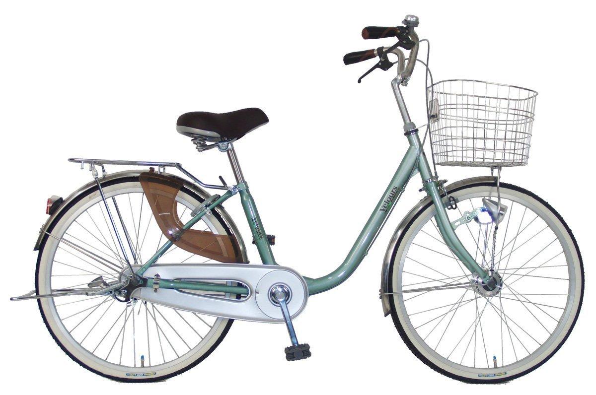 100%の保証 C.Dream(シードリーム) ヴェロアスペシャル ミント VL41-SP 24インチ自転車 シティサイクル ミント VL41-SP B079HTFX3Z 100%組立済み発 B079HTFX3Z, NEXTR:072eea5f --- greaterbayx.co