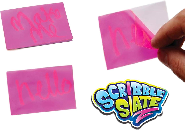 Party Favor Bundle Pack of 12 JA-RU Neon Scribble Slate