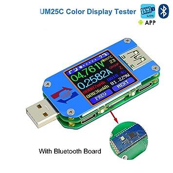 Review UM25C USB Meter Tester