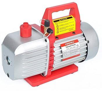 Kozyvacu 5CFM HVAC Vacuum Pump
