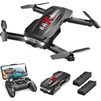 Holy Stone Pro Foldable Drone with 1080p HD WiFi Camera