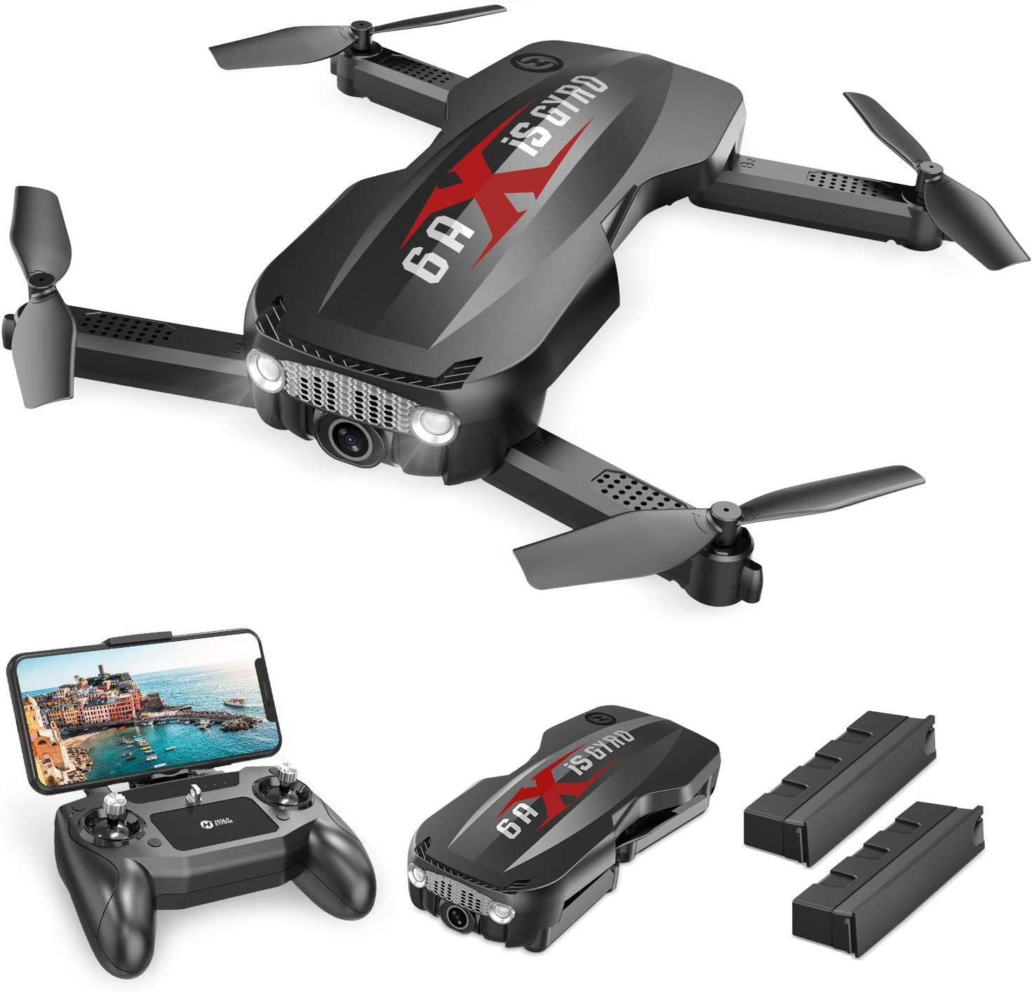 Holy Stone HS160 Pro Foldable Drone with 1080p Full HD