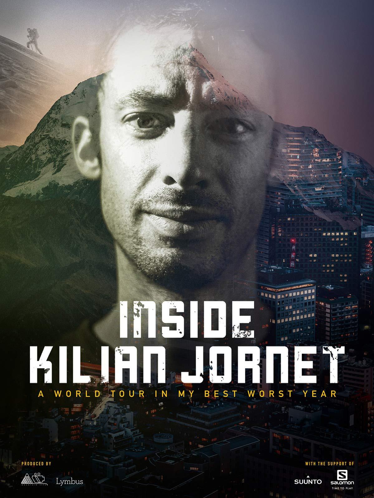Inside Kilian Jornet on Amazon Prime Video UK